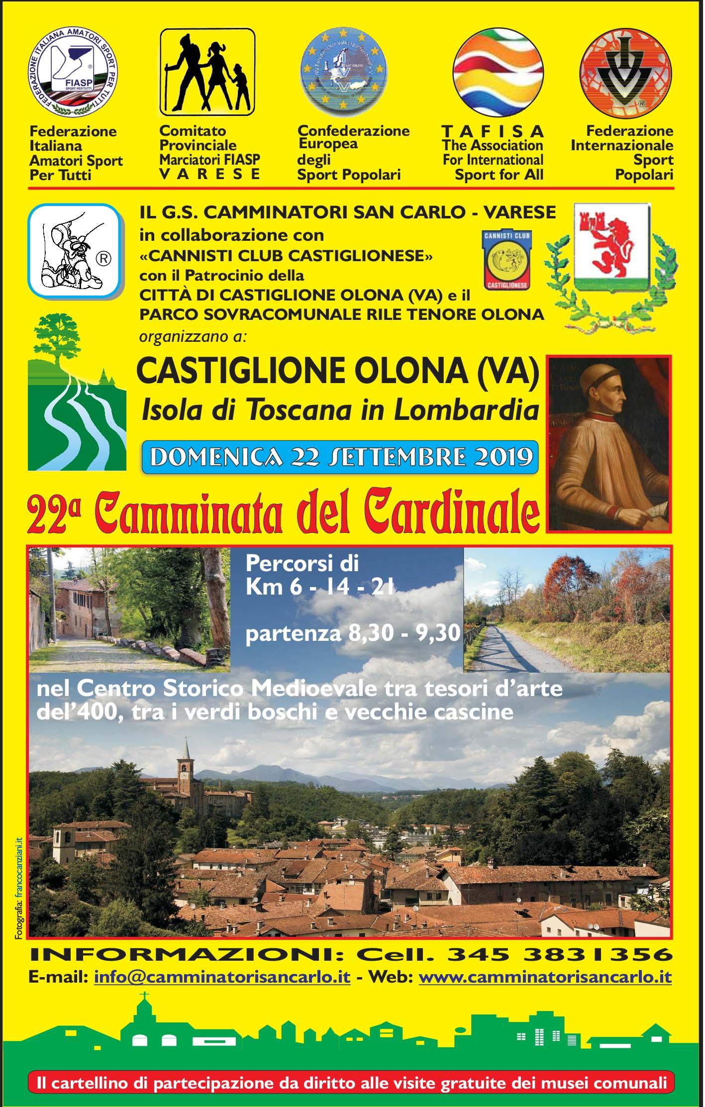PAGINE s. Carlo e Cardinale C...